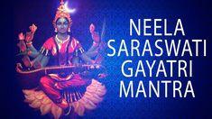 Neela Saraswati Gayatri Mantra - Must Chant For Success in Education - Powerful Chants for Studies Success, Study, Education, Poster, Youtube, Studio, Studying, Onderwijs