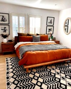 Interior Design Bohemian House Decor How To Choose Laminate Flooring For Your Home Article Body: Lam Bohemian House, Bohemian Bedroom Design, Bedroom Designs, Bohemian Interior, Modern Bohemian Decor, Bohemian Bedrooms, Bedroom Decor Boho, Brown Bedroom Decor, Bohemian Apartment Decor