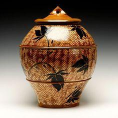 Schaller Gallery Represented Maker: Jane Shellenbarger - Rochester, New York Piece: Large Jar Clay Jar, Clay Bowl, American Crafts, American Art, History Of Ceramics, Kansas City Art Institute, Rochester Institute Of Technology, San Angelo, University Of Arkansas