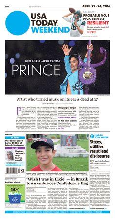 PRINCE EBONY MAGAZINE COVER JULY 2010