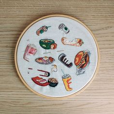 Embroidery 2015/16 on Behance
