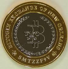 Bitcoin unieke munt