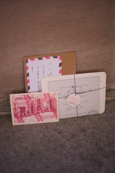 Postcard Stationary