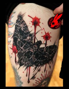 8a6891a36e4d4 Skull Deaths Head Moth Tattoo by Jackie Rabbit by jackierabbit12 on ...  Death Head
