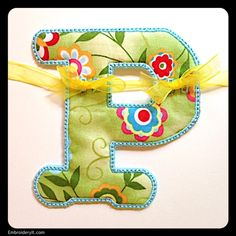 P - Embroidery It | Creative Embroidery Designs