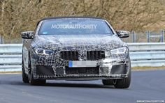 A prototype for the first-ever BMW M8 Convertible has been spotted again. It's the open-top version of the M8 coupe that BMW presented in prototype form during the 2017 M Festival held at the Nürburgring, and the car is being prepped as Munich's challenger to high-performance grand touring convertibles like the Bentley Continental GT Speed…