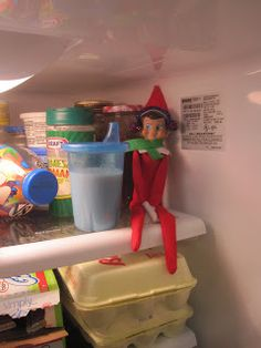 Been There, Pinned That: Silly Elfkins!  A few I've seen before but also a few new ideas!  :)