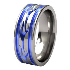 How To Find Cheap Diamond Rings - Jewelry Daze Blue Wedding Rings, Skull Wedding Ring, Skull Engagement Ring, Titanium Wedding Rings, Titanium Rings, Diamond Engagement Rings, Wedding Bands, Women's Jewelry Sets, Jewelry Rings