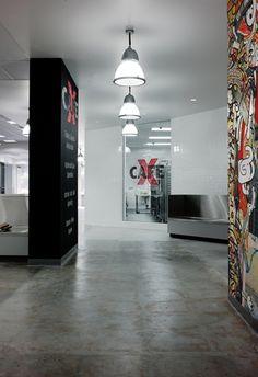 the new FB office by studio o+a, Palo Alto,CA