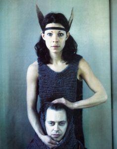Steve Buscemi & Lili Taylor