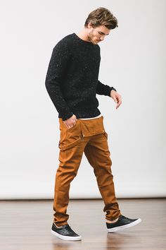 Men's Casual Fashion Style: 100 Looks to Try Stylish Men, Men Casual, Style Masculin, Fall Pants, Outfits Hombre, La Mode Masculine, Men Looks, Mens Fashion, Fashion Trends