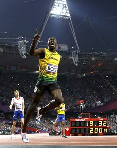 Jamaica's Usain Bolt says the 2016 Olympics will be his final Games. Usain Bolt Running, Jamaican People, Beast Workout, Carl Lewis, Cristiano Ronaldo Wallpapers, Sports Personality, Black Celebrities, Runners World, Track And Field