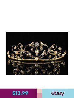 Crystal_fantasy Tiaras, Crowns & Wreaths #ebay #Jewelry & Watches