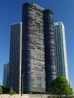 Harbor Point Tower. Chicago