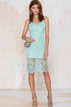 Glamorous Sheila Lace Dress - Body-Con | Going Out | Lace Dresses