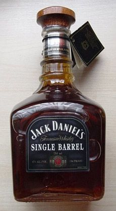I love my Jack! Need to try some single barrel