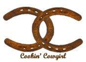 Cookin' Cowgirl ~ I cook. I bake. I blog. I'm a cowgirl.