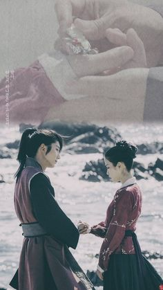 Feeding My Procrastination Drama Korea, Korean Drama, Moon Lovers Drama, Scarlet Heart Ryeo Wallpaper, Kang Haneul, Lee Joong Ki, Wang So, Joon Gi, Pretty Men