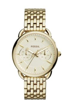 Fossil+'Tailor'+Multifunction+Bracelet+Watch+available+at+#Nordstrom