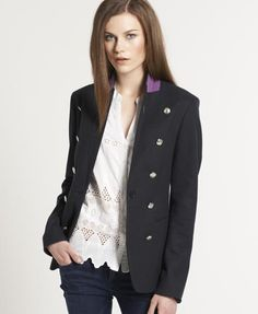 Superdry The Muse Jacket. Superdry: Get Free Shipping on All Orders in North America at Superdry.