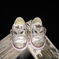 Infant Crown Me Converse available in Infant size 2-13 Up Shoes ae5118219