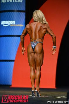Ryall Graber - 2015 Mr. Olympia
