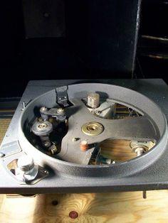 局用ターン・テーブルの画像:オーディオ大好きおやじの日記