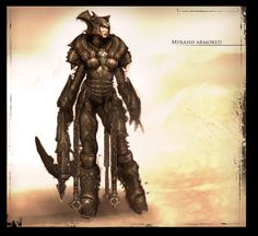 Gears of War 3 concept art Character Concept, Concept Art, Character Design, James Hawkins, Gears Of War 3, Medieval Armor, Fantasy Armor, Space Marine, Beast