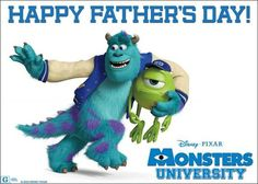 Que inicié la fiesta con #MonstersU #VivaMonstersU