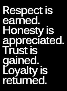 So very true... It's so great to be around people all day who represent every one of these values instead of people who THINK they do but have no clue! I feel like myself again!!