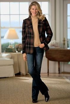 Fashion Tips for Women Over 50 -even though I'm not 50 ... Yet :) #FashionStylesforWomenOver50