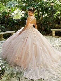 Floral Applique Quinceanera Dress by Mori Lee Vizcaya 89244 – ABC Fashion Sweet 16 Dresses, 15 Dresses, Formal Dresses, Wedding Dresses, Pageant Dresses, Puffy Dresses, Sparkly Dresses, Wedding Wear, Tulle Ball Gown