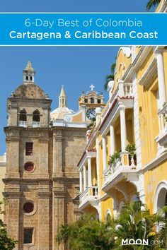 Discover the Best of Colombia: Cartagena and the Caribbean Coast with this 6-Day Travel Itinerary. Find out where to go, the best things to do, and where to eat along the way.