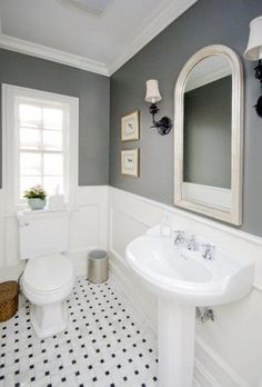 An accumulation gorgeous master bathroom interior planning and home decor pins. I really hope this board inspires you to definitely make your dream master bathroom. Half Bathroom Decor, Downstairs Bathroom, Bathroom Renos, Bathroom Flooring, Bathroom Interior, Master Bathroom, Bathroom Chair, Bathroom Ideas, Bathroom Renovations