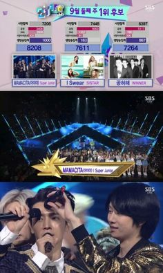 Super Junior achieves an all-kill on music shows with SBS Inkigayo win   They have won on MBC Show! Music Champion, Mnet M! Countdown, KBS Music Bank and MBC Music Core.