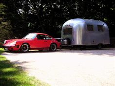 """Cool new Airstream """"Base Camp"""" - Pelican Parts Technical BBS"""
