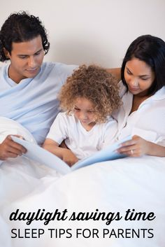 "The time to ""fall back"" is almost here. If you're the parent of young children, try these daylight savings sleep tips to avoid those too-early family wakeup calls."