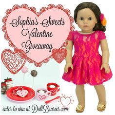Sophia's Sweets Valentine Giveaway