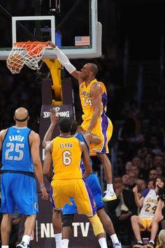Kobe Bryant Los Angeles Lakers Dallas Mavericks Vince Carter