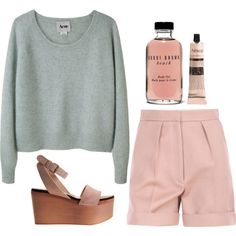 """""""softly"""" by rosiee22 on Polyvore"""