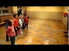 Hravé cvičení pro děti ve věku 3-6 let - Podolí