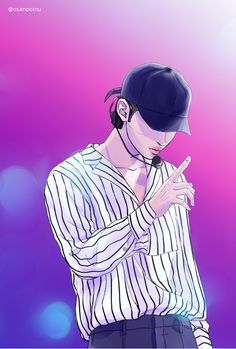 #Fanart #EXO #DO Kai Exo, Exo Do, Exo Anime, Anime Guys, Kyungsoo, Exo Fanart, Exo Cartoon, Kai Arts, Boy Sketch