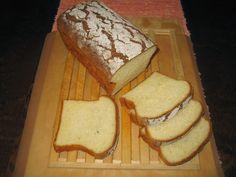 Helkan Keittiössä: Gluteeniton vuokaleipä Bread, Food, Brot, Essen, Baking, Meals, Breads, Buns, Yemek