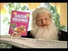 Raisin Brahms! Guten Taaaaaaaaag!