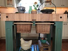 Need a new kitchen island? Be sure to check out #johnboos to see what they can do for you