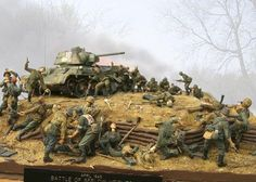 military dioramas | Anyone hear like military dioramas? - Bodybuilding.com Forums