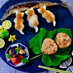 Bento Recipes, Cooking Recipes, Japanese Food Art, Food Art For Kids, Good Food, Yummy Food, Food Garnishes, Food Decoration, Cafe Food