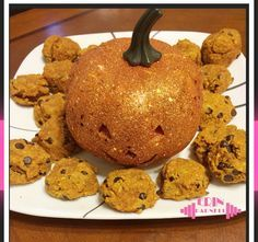 21 Day Fix approved pumpkin cookies!