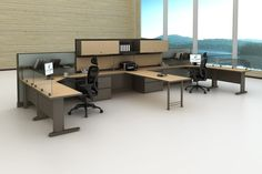 Find Focus With Office Furniture Los Angeles - #HomeImprovement blog