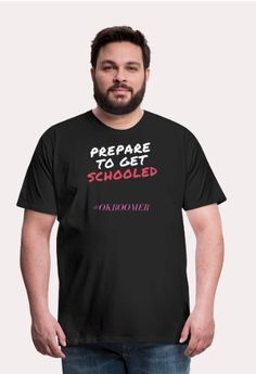 Miesten premium t-paita varastossa. Painamme tuotteen sinua varten tilauksen jälkeen. Toimitusaika: 3-6 työpäivää Klassinen miesten t-paita. 100 % puuvillaa. How To Get, School, Youtube, Mens Tops, T Shirt, Fashion, Supreme T Shirt, Moda, Tee Shirt